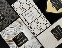 Boulevard Paris — Perfume Packaging 2017