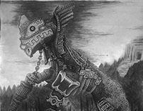 SotC Fan Art - Boss 4 - Phaedra