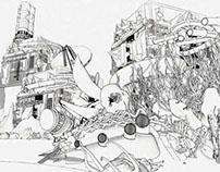 Konx-om-Pax - Regional Surrealism (Planet Mu Records)