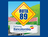 Ruta 89 Factoring Bancolombia