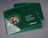 Print Design - Jungle Interativa