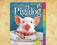 140 page Catalog & Cover for New Pig Corporation