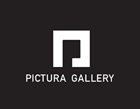 Pictura Gallery Re-Brand