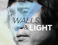 Walls & Light- Web Design
