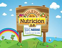 Bulevar de la Nutrición 2.0 - Nestlé® Web Site