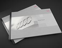 Audi Model Range Catalogue