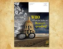 Direct Mailer for Senate Majority Fund in Colorado
