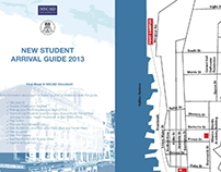 2013-2014 NSCAD New Student Arrival Guides