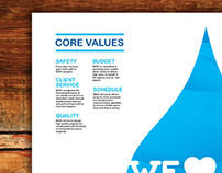 NYC DEP Core values posters