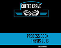Coffee Crave Process Book