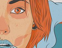 Girl - Illustration 2013