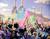 Holi Festival Of Colours London 2013