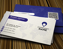 Corporate Creative Business Card 1