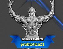 Banner Promocional Probiotica