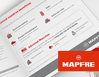 MAPFRE - Folleteria 2013
