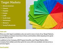 NYL Target Markets