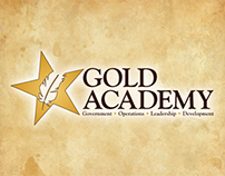 G.O.L.D. Academy Logo