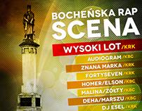 Bocheńska Rap Scena poster