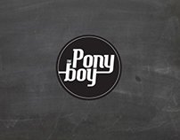 The Pony Boy Brand Identity & Website Design