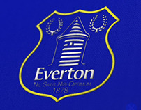 Everton Badge Evolution