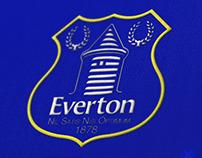 Everton Badge Evolution
