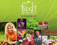 Fresh Market Magazine Media Kit