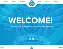 Aquatine Website