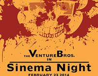 Campaign: Venture Bros Faux Film