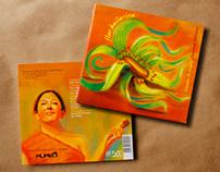 CD Flor Bailarina de Jussara Silveira - Selo Maianga