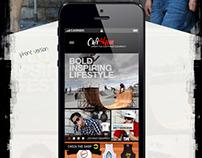 Cali Skum Clothing : Web & Branding