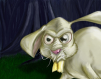 Ilustración conejo