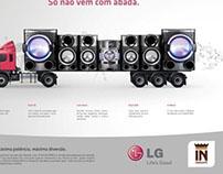Anúncio Jornal   LG   Insinuante