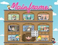 Mainframe Pixel Art