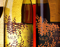 Wine Label/ Rebrand (Sunstone Winery) Project