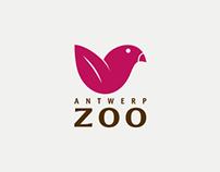 Logo - Antwerp Zoo