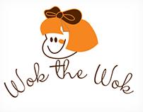 Wok the Wok restaurant logo