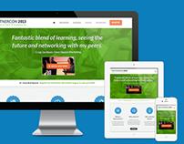 PartnerCon 2013 Website