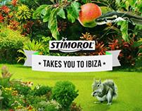 Stimorol Takes You To Ibiza
