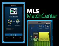 Major League Soccer / Windows Phone Pitch