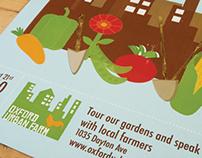 Oxford Urban Farms - Parade of Gardens