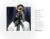 mcgarrybowen | JPMorgan Chase Sponsorship Advertising