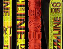 Line Ski Poles