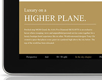 MGM Resorts International iPad Sales App