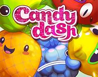 Candy Dash - Vostu