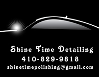 Shine Time Cover Photo