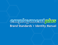 Employment Plus Branding