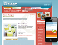 Bloom® Digital Marketing (web + mobile + cart)