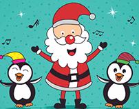 Cartões de Natal 2012
