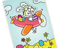 Cartões de Páscoa 2013