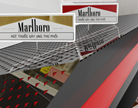 Marlboro Checkout Counter